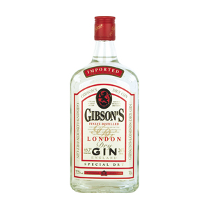 GIN GIBSONS 70 CL